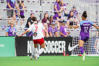 Orlando, FL - Saturday October 05, 2019: Arielle Ship , Orlando Pride vs Washington Spirit Stars at Exploria Stadium.
