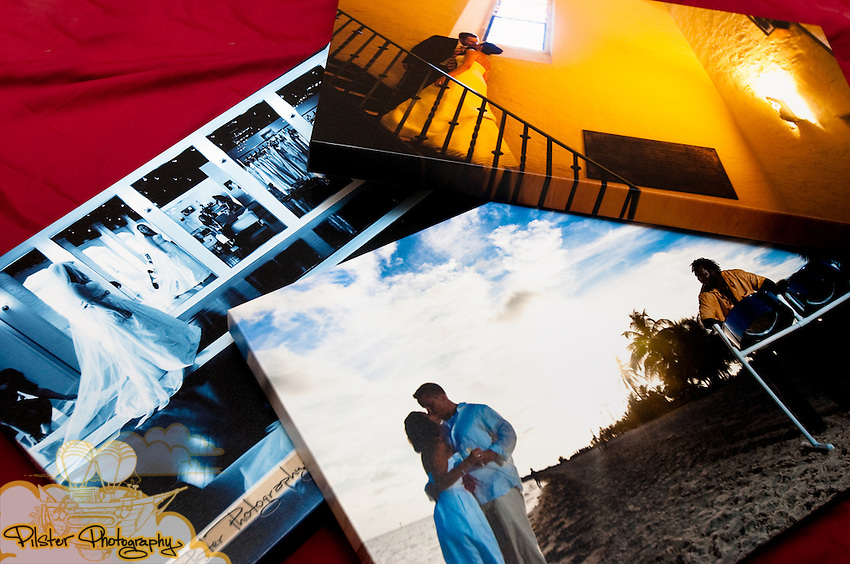 These are some of the prints and canvases that Pilster Photography now offers Monday, November 2, 2009, in DeLand. (Chad Pilster, http://www.PilsterPhotography.net)
