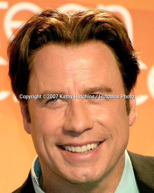 John Travolta.Teen Choice 2007.Gibson Amphitheatre.Universal Studios.Los Angeles,  CA.Aug 26, 2007.©2007 Kathy Hutchins / Hutchins Photo....
