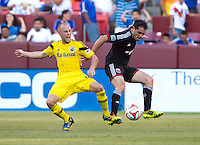 D.C. United vs. Columbus Crew, June 7, 2014