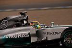 JEREZ. SPAIN. FORMULA 1<br />2013/14 en el Circuito de Jerez 28/101/2014 La imagen muestra a Lewis Hamilton de Mercedes AMG Petronas  LP / Photocall3000