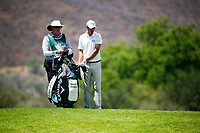 Nicolas Colsaerts (BEL) during the 3rd round at the Nedbank Golf Challenge hosted by Gary Player,  Gary Player country Club, Sun City, Rustenburg, South Africa. 10/11/2018 <br /> Picture: Golffile | Tyrone Winfield<br /> <br /> <br /> All photo usage must carry mandatory copyright credit (&copy; Golffile | Tyrone Winfield)
