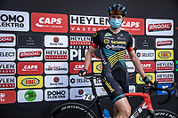 Thijs Aerts (BEL/Telenet Lions) pre race<br /> <br /> Heistse Pijl 2020<br /> One Day Race: Heist-op-den-Berg > Heist-op-den-Berg 190km  (UCI 1.1)<br /> ©kramon