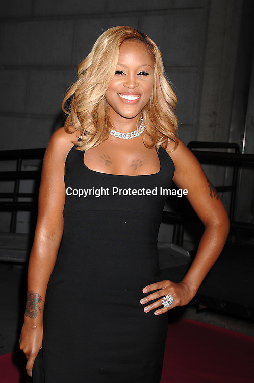 """Eve..arriving at The Van Cleef & Arpels """"Une Journee a Paris"""" party to celebrate the beginning of Fashion Week on September 4, 2007 at The Hammerstein Ballroom. ..Photo by Robin Platzer, Twin Images....212-935-0770"""
