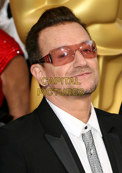 02 March 2014 - Hollywood, California - Bono, U2. 86th Annual Academy Awards held at the Dolby Theatre at Hollywood &amp; Highland Center. <br /> CAP/ADM<br /> &copy;AdMedia/Capital Pictures