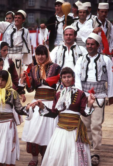Folk Festival, Kosova