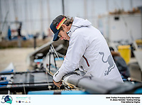The Trofeo Princesa Sofia Iberostar celebrates this year its 50th anniversary in the elite of Olympic sailing in a record edition, to be held in Majorcan waters from 29th March to 6th April, organised by Club Nàutic S'Arenal, Club Marítimo San Antonio de la Playa, Real Club Náutico de Palma and the Balearic and Spanish federations. ©Jesus Renedo/SAILING ENERGY/50th Trofeo Princesa Sofia Iberostar<br /> 31 March, 2019.