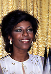 Natalie Cole 1979 American Music Awards January 6th.<br /> © Chris Walter
