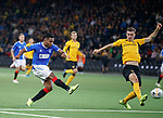 03.10.2019 Young Boys of Bern v Rangers: Alfredo Morelos goes close again