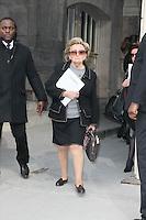 PAP0313PAAU449.CHANEL FASHION SHOW ARRIVALS.ANNA WINTOUR
