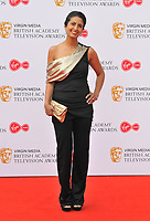 Konnie Huq at the British Academy (BAFTA) Television Awards 2019, Royal Festival Hall, Southbank Centre, Belvedere Road, London, England, UK, on Sunday 12th May 2019.<br /> CAP/CAN<br /> ©CAN/Capital Pictures