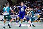 Stockholm 2013-10-20 Handboll Elitserien Hammarby IF - Alings&aring;s HK :  <br /> Alings&aring;s 10 Jesper Konradsson g&aring;r p&aring; genombrott<br /> (Foto: Kenta J&ouml;nsson) Nyckelord: