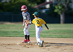 PONY Broncos, A's vs White Sox at Covington School Field, May 20, 2015