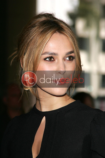 Keira Knightley<br />at the 78th Annual Academy Award Nominees Luncheon. Beverly Hilton Hotel, Beverly Hills, CA. 02-13-06<br />Scott Kirkland/DailyCeleb.Com 818-249-4998