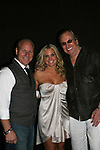 IN PHOTO: Mike Marino - Terri Colombino - Danny Aiello - As The World Turns' Terri Colombino hosts the Mike Marino (New Jersey's Bad Boy of Comedy) Comedy Show Live at Asbury Park's Paramount Theater, Asbury, New Jersey on August 9, 2008. Coming to support Mike is actor Danny Aiello. (Photo by Sue Coflin/Max Photos_