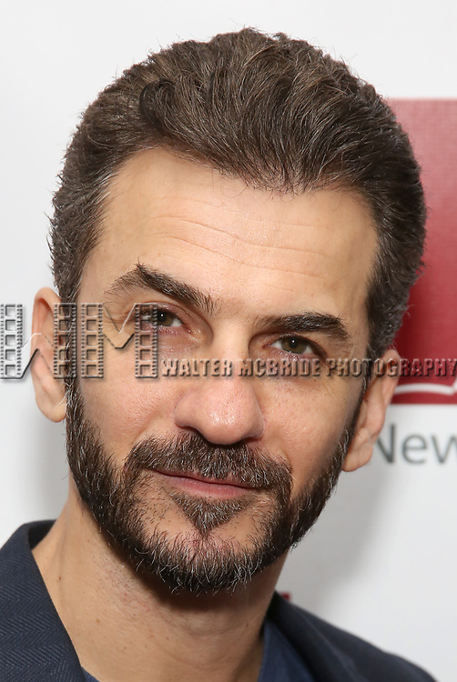 Michael Aronov attends The New Dramatists' 68th Annual Spring Luncheon at the Marriott Marquis on May 16, 2017 in New York City.