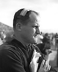 Edwards-1966<br /> <br /> Coach LaVell Edwards<br /> <br /> 1966 Season<br /> <br /> Photo by Mark Philbrick/BYU<br /> <br /> Copyright BYU Photo 2009<br /> All Rights Reserved<br /> photo@byu.edu  <br /> (801)422-7322