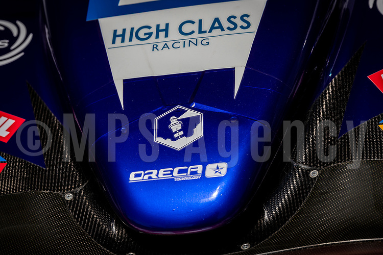 #20 HIGH CLASS RACING - LMP2 - ORECA 07/GIBSON - ANDERS FJORDBACH/DENNIS ANDERSEN