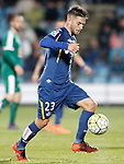 Getafe's Alvaro Medran during La Liga match. March 18,2016. (ALTERPHOTOS/Acero)