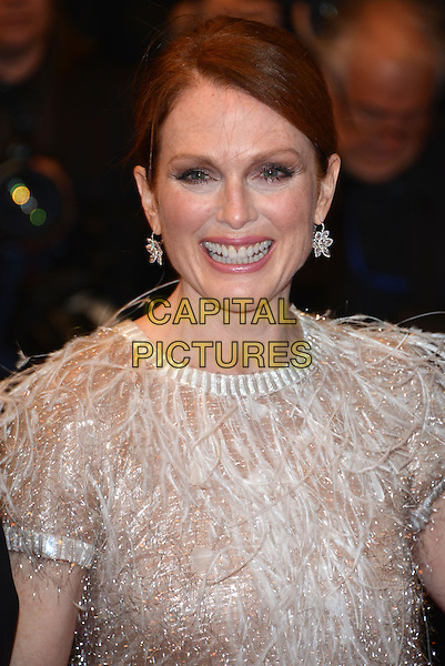 CANNES, FRANCE - MAY 19: Julianne Moore attends the 'Maps To The Stars' premiere during the 67th Annual Cannes Film Festival on May 19, 2014 in Cannes, France.<br /> CAP/PL<br /> &copy;Phil Loftus/Capital Pictures