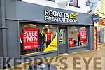 Regatta shop in Ashe Street