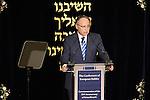 10.11.2013, Berlin. Gedenkveranstaltung in der Beth Zion Synagoge im Rahmen der Conference of European Rabbis (CER). Dieter Graumann, Präsident des Zentralrats der Juden in Deutschland