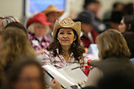 "Martha Barajas listens to speakers at the ""We Are Western"" event hosted by the Western Nevada College Foundation, in Carson City, Nev., on Friday, March 8, 2019. <br /> Photo by Cathleen Allison/Nevada Momentum"
