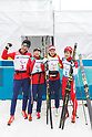 PyeongChang 2018 Paralympics: Cross-Country Skiing: 4 x 2.5 km Mix relay