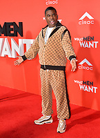 LOS ANGELES, CA. January 28, 2019: Tracy Morgan at the US premiere of &quot;What Men Want!&quot; at the Regency Village Theatre, Westwood.<br /> Picture: Paul Smith/Featureflash