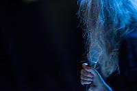 Patti Smith live im Tempodrom.<br /> Die Saengerin spielte am Dienstag den 11. August 2015 in Berlin zum 40jaehrigen Buehnenjubliaeum im ausverkauften Tempodrom ihr Album Horses. Das Publikum war vom ersten Song an (Gloria) voll und ganz begeistert.  <br /> 11.8.2015, Berlin<br /> Copyright: Christian-Ditsch.de<br /> [Inhaltsveraendernde Manipulation des Fotos nur nach ausdruecklicher Genehmigung des Fotografen. Vereinbarungen ueber Abtretung von Persoenlichkeitsrechten/Model Release der abgebildeten Person/Personen liegen nicht vor. NO MODEL RELEASE! Nur fuer Redaktionelle Zwecke. Don't publish without copyright Christian-Ditsch.de, Veroeffentlichung nur mit Fotografennennung, sowie gegen Honorar, MwSt. und Beleg. Konto: I N G - D i B a, IBAN DE58500105175400192269, BIC INGDDEFFXXX, Kontakt: post@christian-ditsch.de<br /> Bei der Bearbeitung der Dateiinformationen darf die Urheberkennzeichnung in den EXIF- und  IPTC-Daten nicht entfernt werden, diese sind in digitalen Medien nach §95c UrhG rechtlich geschuetzt. Der Urhebervermerk wird gemaess §13 UrhG verlangt.]