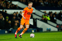 3rd March 2020; The Hawthorns, West Bromwich, West Midlands, England; English FA Cup Football, West Bromwich Albion versus Newcastle United; Sean Longstaff of Newcastle United
