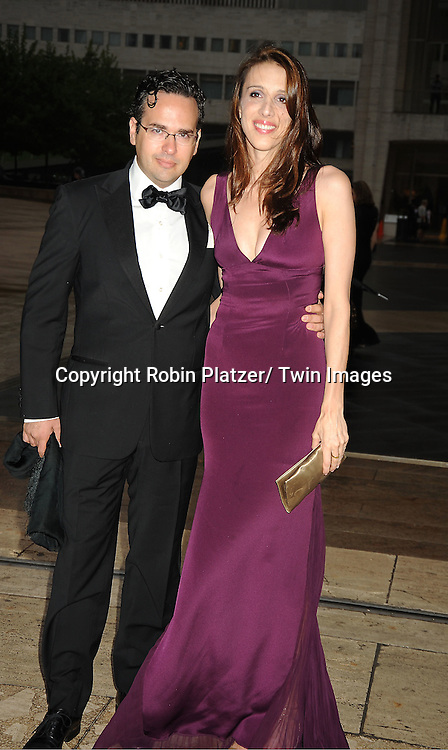 Alexandra Kerry and boyfriend Steve Alperin attending the American Ballet Theatre 2011 Annual Spring Gala on May 16, 2011 at The Metopolitan Opera House in Lincoln Center.