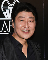 11 January 2020 - Century City, California - Song Kang Ho. 45th Annual Los Angeles Critics Association (LAFCA) Awards Ceremony at the InterContinental. Photo Credit: Billy Bennight/AdMedia