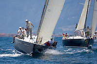 Saetta III Euroatomizado .X TROFEO S.M. LA REINA - 10 to 13 July 2008 - Real Club Náutico de Valencia, Valencia, España/Spain
