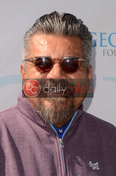 George Lopez<br /> at the 11th Annual George Lopez Foundation Celebrity Golf Tournament, Lakeside Golf Club, Burbank, CA 05-07-18<br /> David Edwards/DailyCeleb.com 818-249-4998