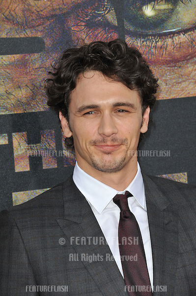 "James Franco at the Los Angeles premiere of his new movie ""Rise of the Planet of the Apes"" at Grauman's Chinese Theatre, Hollywood..July 28, 2011  Los Angeles, CA.Picture: Paul Smith / Featureflash"