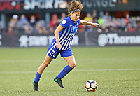 Portland, OR - Saturday May 27, 2017: Angela Salem during a regular season National Women's Soccer League (NWSL) match between the Portland Thorns FC and the Boston Breakers at Providence Park.