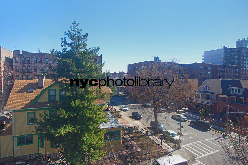 View from 421 Avenue C