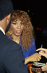 Donna Summer during 9th American Music Awards on January 30, 1982 at Shrine Auditorium in Los Angeles, California.