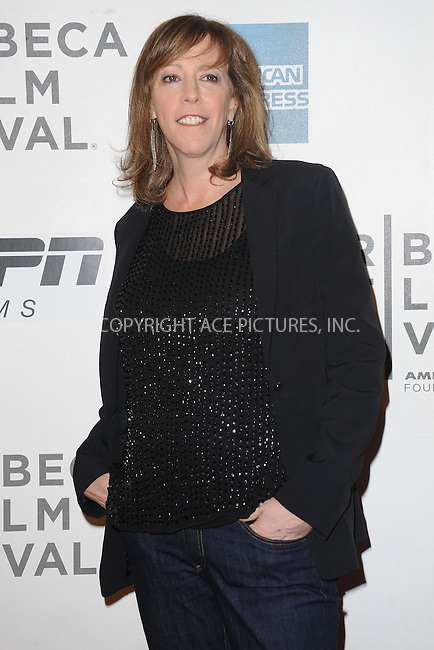 WWW.ACEPIXS.COM . . . . . .April 19, 2013...New York City....Jane Rosenthal attends the ESPN and Tribeca Film Festival Screening of Big Shot on April 19, 2013 in New York City. ....Please byline: KRISTIN CALLAHAN - WWW.ACEPIXS.COM.. . . . . . ..Ace Pictures, Inc: ..tel: (212) 243 8787 or (646) 769 0430..e-mail: info@acepixs.com..web: http://www.acepixs.com .