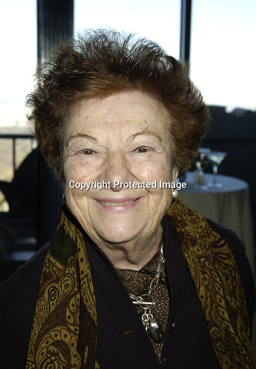 Ruth Findlay ..at The Citymeals-on-Wheels 19th Annual Power Lunch for Women on November 18, 2005 at The Rainbow Room. ..Photo by Robin Platzer, Twin Images