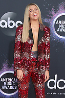 LOS ANGELES - NOV 24:  Kelsea Ballerini at the 47th American Music Awards - Arrivals at Microsoft Theater on November 24, 2019 in Los Angeles, CA