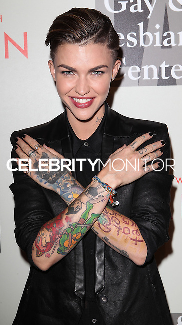 "BEVERLY HILLS, CA, USA - MAY 10: Ruby Rose at the ""An Evening With Women"" 2014 Benefiting L.A. Gay & Lesbian Center held at the Beverly Hilton Hotel on May 10, 2014 in Beverly Hills, California, United States. (Photo by Celebrity Monitor)"