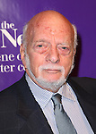 Hal Prince attends the 16th Annual Monte Cristo Award ceremony honoring George C. Wolfe presented by The Eugene O'Neill Theater Center at Edison Ballroom on May 9, 2016 in New York City.