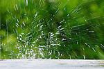 Rain, Regen, thunderstorm, Gewitter, Gewitterregen, Tropfen, drops, Wasser, water, Mauren, Liechtenstein