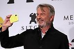 52 FESTIVAL INTERNACIONAL DE CINEMA FANTASTIC DE CATALUNYA. SITGES 2019.<br /> Sam Neill-Press Conference.