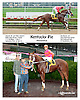 Kentucky Pie winning at Delaware Park on 8/28/2013