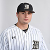 Anthony Fontana of Wantagh poses for a portrait during Newsday's varsity baseball season preview photo shoot at company headquarters in Melville on Friday, March 23, 2018.