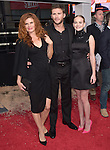 Lolita Davidovich,Scott Eastwood and Britt Robertson at The Twentieth Century Fox  premiere of THE LONGEST RIDE held at the TCL Chinese Theatre  in Hollywood, California on April 06,2015                                                                               © 2015 Hollywood Press Agency