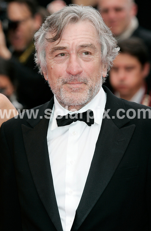 **ALL ROUND PICTURES FROM SOLARPIX.COM**                                             **UK AND SPAIN SYNDICATION RIGHTS ONLY**                                                                                   Arrivals at Les Bien-Aimes premiere and closing night 64th Cannes Film Festival                                                                            .This pic:    Robert de Niro                                                                                      JOB REF:    13419    CPR Heinz       DATE:  24.05.11                                                          **MUST CREDIT SOLARPIX.COM OR DOUBLE FEE WILL BE CHARGED**                                                                      **MUST AGREE FEE BEFORE ONLINE USAGE**                               **CALL US ON: +34 952 811 768 or LOW RATE FROM UK 0844 617 7637**
